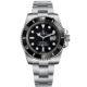 Rolex Submariner, Ceramic Bezel, Stainless steel, Ref 116610